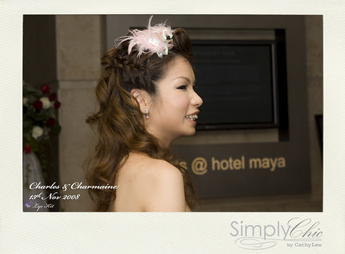 Charmaine ~ Wedding Night - 2nd march-in