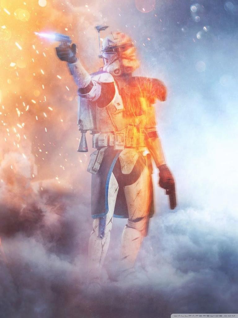 Battlefront 1 Captain Rex Phase 2 Ultra Hd Desktop Background