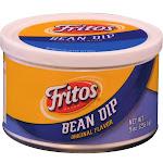 Fritos Bean Dip, Original Flavor - 9 oz