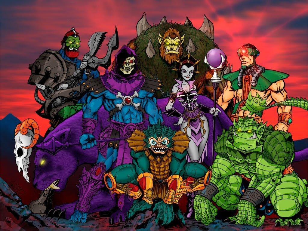 Skeletor S Crew He Man Wallpaper 2185908 Fanpop