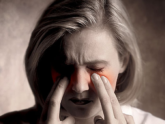 Sinus Trouble Can Lead to Depression, Lost Work
