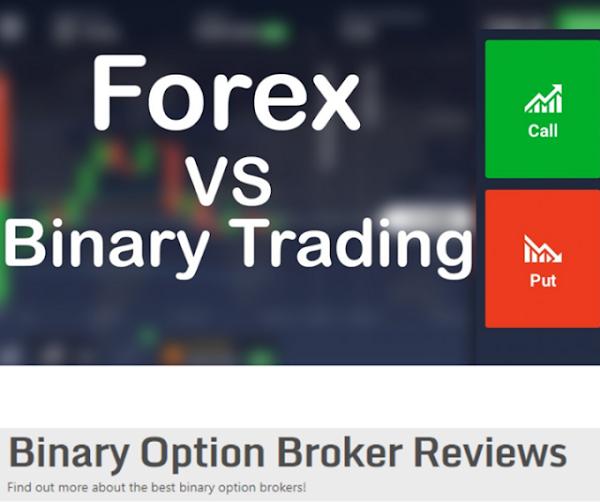 Option Trading Vs Binary Options