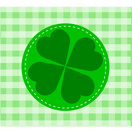 Free Vector Graphic: Shamrock, Luck, Day, Background - Free Image on Pixabay - 48106