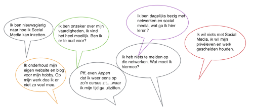 Trainingen Social Media is maatwerk! - De Transitie