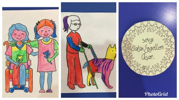 3 Aralık Dünya Engelliler Günü Eğitim Bilişim Ağı