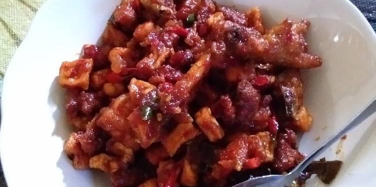 Resep Ayam Suwir Kecap Pedas Oleh Nopitahari