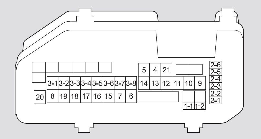 Honda Accord 2010 Fuse Box Diagram Auto Genius