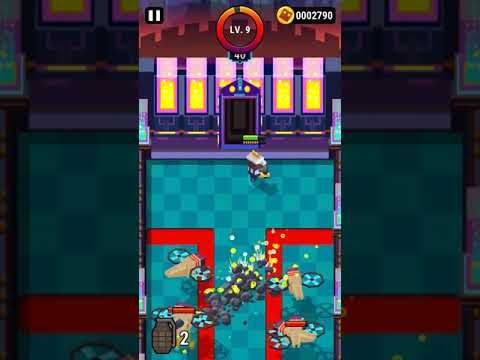 Game Android ROBO BLASTER: Guns! Shoot! Boom! Dari Wow Effect Telah Dirilis! oleh - whiteandchurch.com