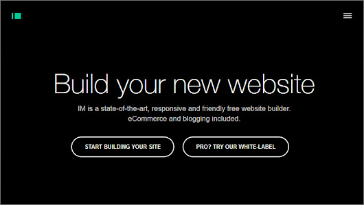 IM Creator – CreateVisually Stunning Websites In A Jiffy