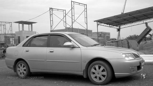 sempena setahun X lagi PJJ johor-tganu | my 1st car | wjm