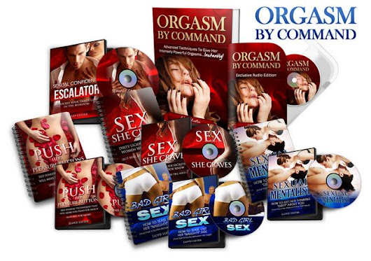 Orgasm By Command - How To Give Women Instant Orgasms On Command