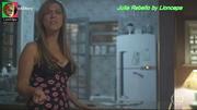 Julia Rabello sensual na novela Rock Story