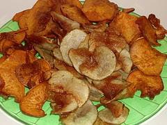 Sweet & Russet Potato Chips