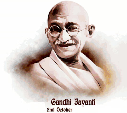 Gandhi Jayanti Whatsapp Messages - WhatsApp Text | Jokes | SMS | Hindi | Indian
