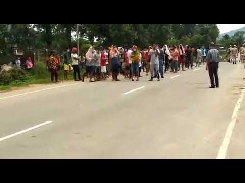 Kwakta Sericulture farm Quarantine inmates demanding test results