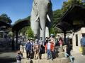 多摩動物園、到着!