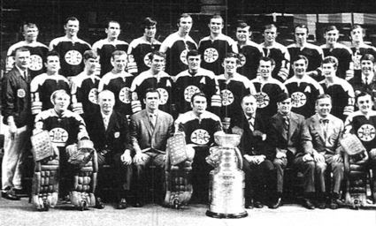 1969-70 Boston Bruins team, 1969-70 Boston Bruins team