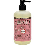 Mrs Meyers Clean Day Hand Soap, Rosemary Scent - 12.5 oz