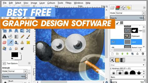 Graphic Design Software For Free Download