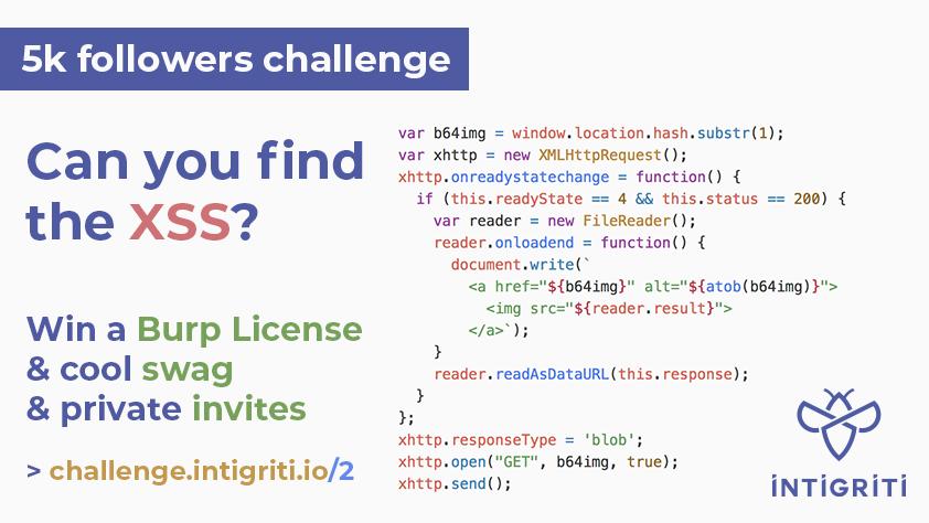 Intigriti 2nd XSS Challenge Writeup