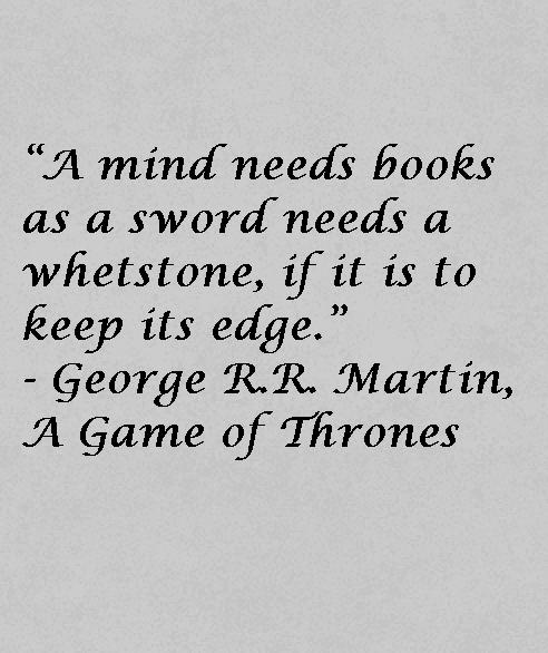 George R R Martin Quote Awesome Quotes About Life