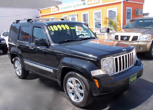 Used 2008 Jeep Liberty Limited 4WD for Sale in Glen Burnie MD 21061 Guaranteed Auto Sales