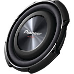 """Pioneer TS-SW2502S4 Car Subwoofer - 10"""" - 4 Ohm"""