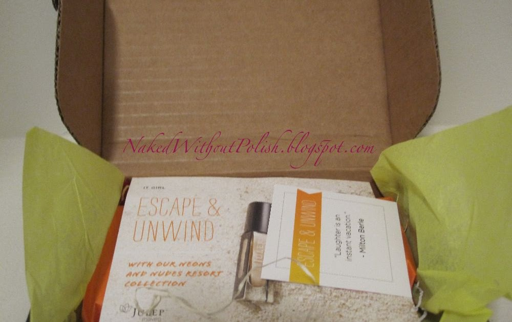 January Julep Maven It Girl Box  Naked Without Polish-1500