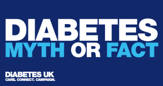 Diabetes: Do you know the myths from the facts?