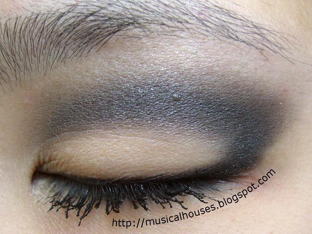 illamasqua sophie i eye look 2