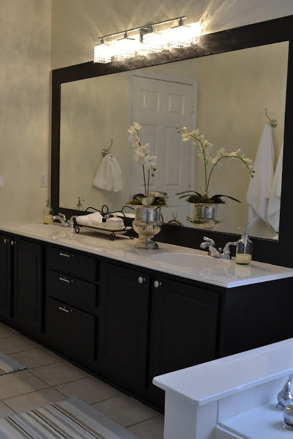Remodelaholic | Best Paint Colors for Your Home: BLACK
