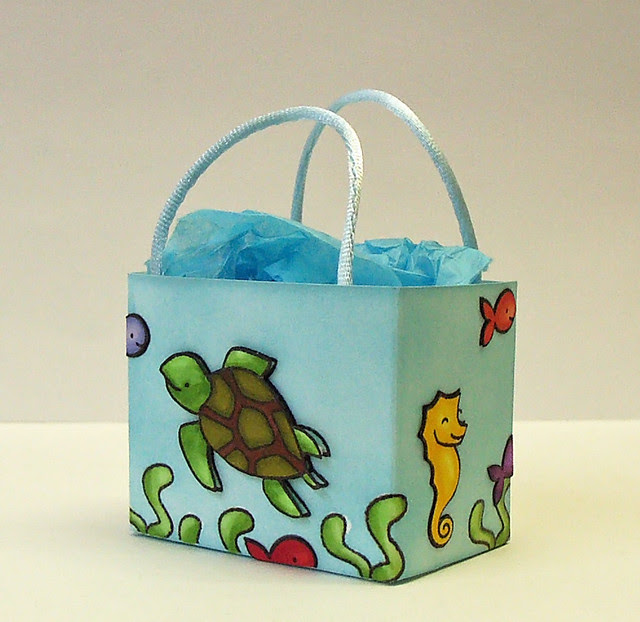 Purse with Turtle