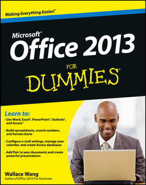 Office 2013 for Dummies