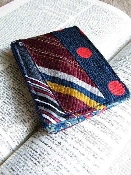 Necktie Billfold