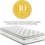 "Jenna 10"" Twin Innerspring Mattress MOD-5768-WHI   By Furniture East Inc."