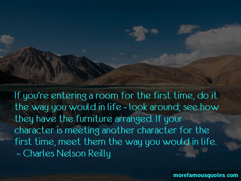 First Time Meet Quotes Top 49 Quotes About First Time Meet From