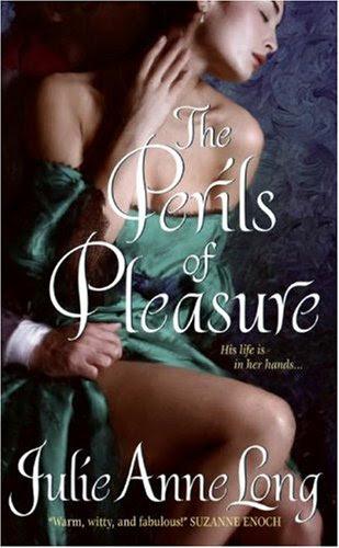 The Perils of Pleasure: Pennyroyal Green Series by Julie Anne Long