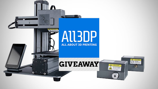 [Giveaway] Win a Snapmaker All-in-One 3D Printer, Laser Engraver and CNC Engraving Machine! | All3DP