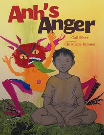 Childrens books about anger