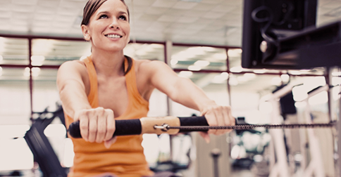 Rapid Fat Burn: Rowing Fat Blast Workout Routine
