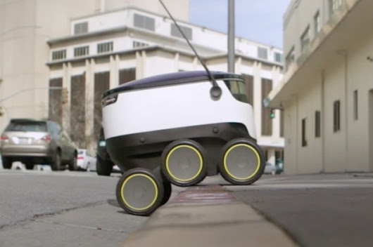 DoorDash Will Start Delivering Food Via Robots In California This Thursday