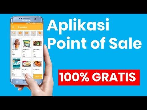 Aplikasi Kasir Android Cara Melakukan Transaksi Di Aplikasi Kasir Android