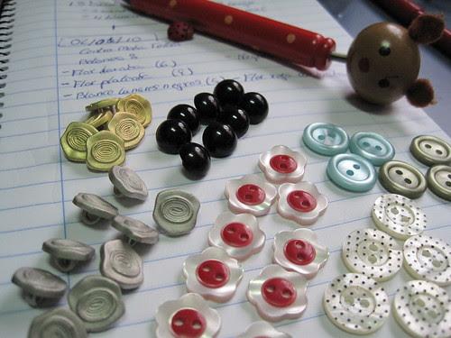 contando botones