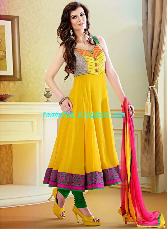 Beautiful-Gorgeous-Anarkali-Bridal-Wedding-Frock-New-Fashion-Trend-for-Cute-Girls-2013-14-6