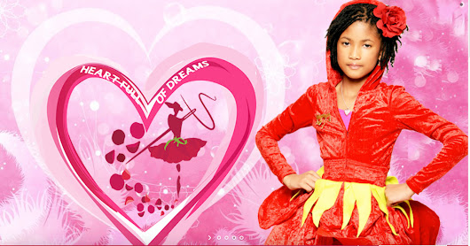 She Rocks! 9 Year Old, Sapphire Rose, Launches d'Obvious Rose Fashion Brand - Guyanese Girls Rock!