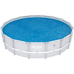 Bestway 16' Round Above Ground Swimming Pool Solar Heat Cover