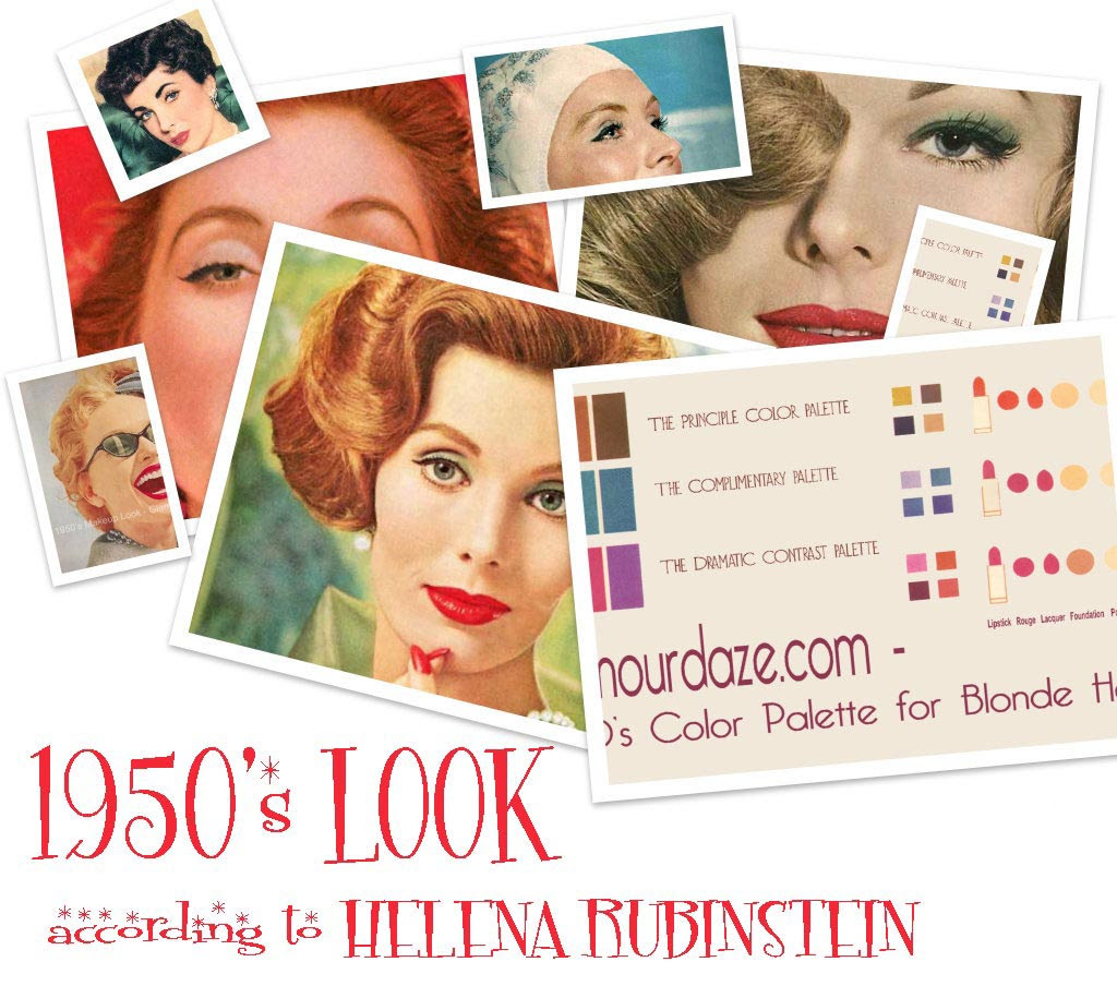 The-1950s-Look-according-to-Helena-Rubinstein-2.jpg (1024×915)