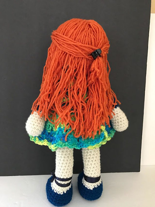 Interview with Crocheter and Artist Maria Cabriza |