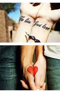 Tatuajes Para Parejas Enamoradas Tatuajespara Com