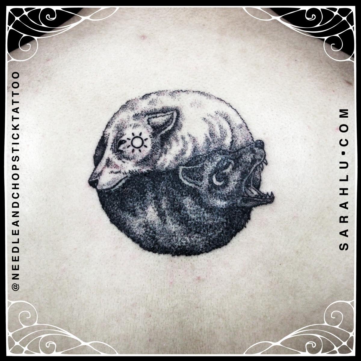 Tattoowork I Am S A R A H L U